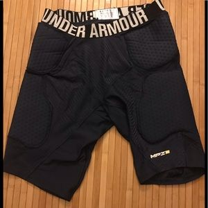 Under Armour Mens Compression Shorts
